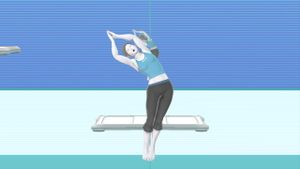 SP Wii Fit Trainer Uair 04.jpg